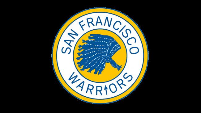 San Francisco Warriors Logotipo 1963-1969