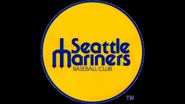 Seattle Mariners Logotipo 1977-1980