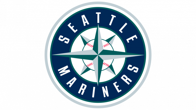 Seattle Mariners Logotipo 1993-Presente