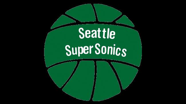 Seattle SuperSonics Logotipo 1971