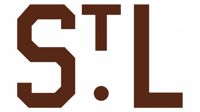 St. Louis Browns Logotipo 1902-1905