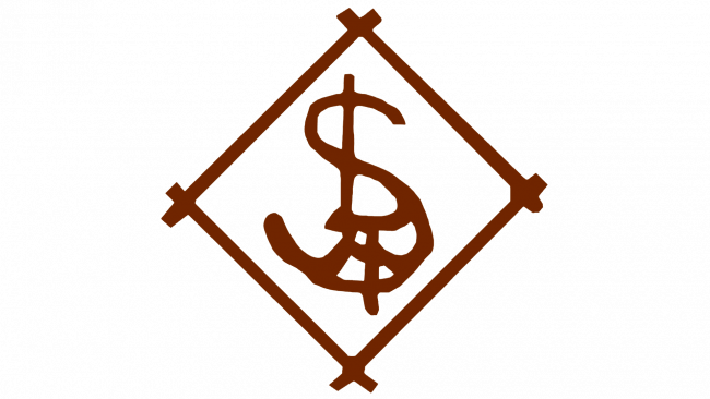 St. Louis Browns Logotipo 1906-1907