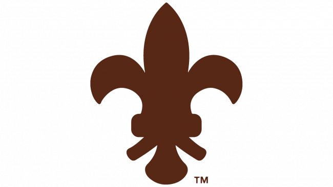 St. Louis Browns Logotipo 1908-1910