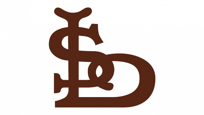 St. Louis Browns Logotipo 1911-1915