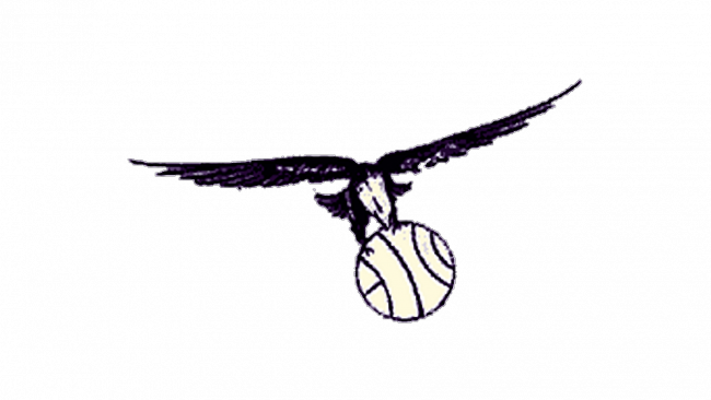 St. Louis Hawks Logotipo 1955-1957
