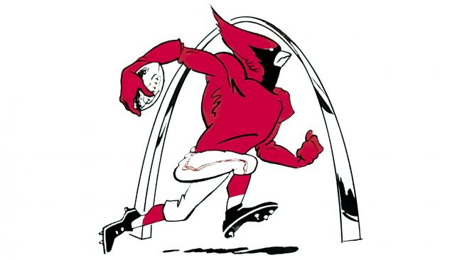 St.Louis Cardinals Logotipo 1962-1969