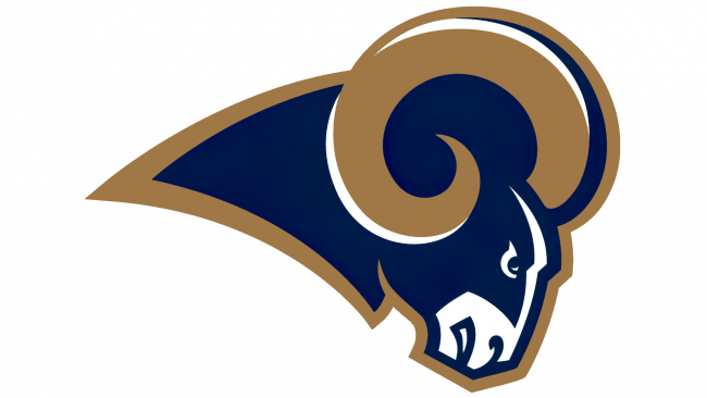 St.Louis Rams Logotipo 2000-2015