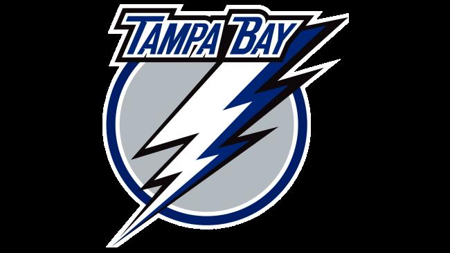 Tampa Bay Lightning Logotipo 2007-2011