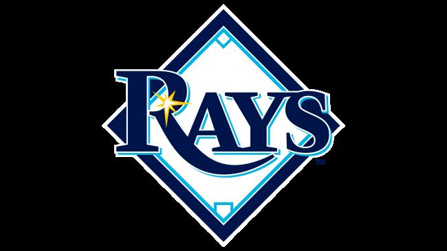 Tampa Bay Rays Logotipo 2008-2018