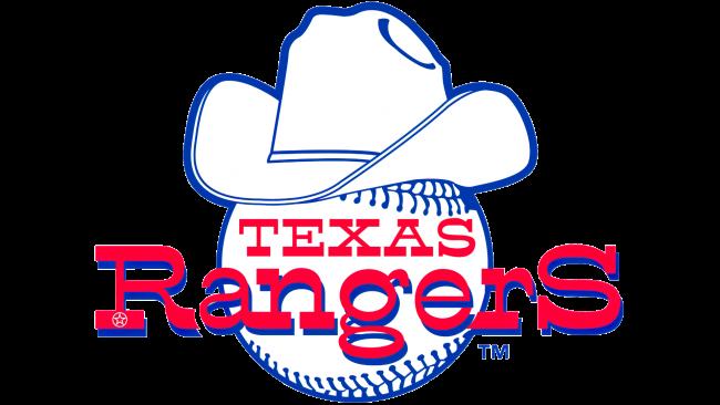 Texas Rangers Logotipo 1972-1980