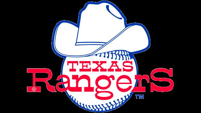 Texas Rangers Logotipo 1981