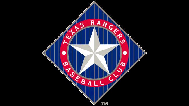 Texas Rangers Logotipo 1994-2002