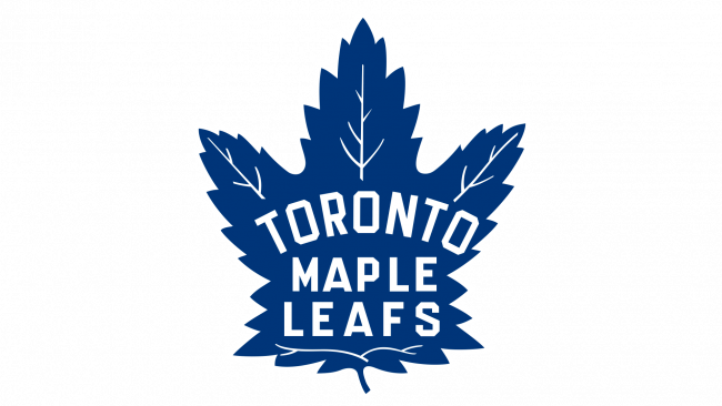 Toronto Maple Leafs Logotipo 1938-1963