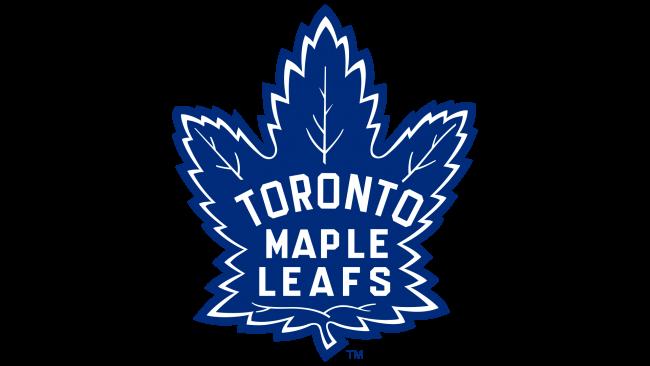 Toronto Maple Leafs Logotipo 1963-1967