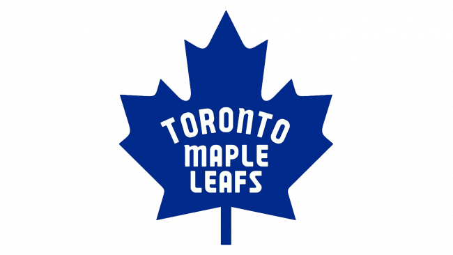 Toronto Maple Leafs Logotipo 1967-1970