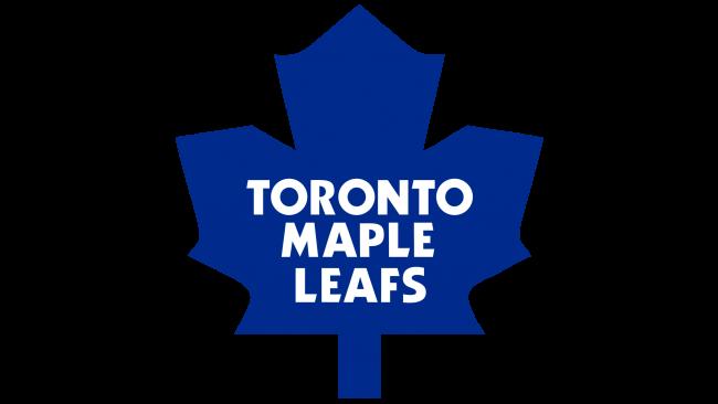 Toronto Maple Leafs Logotipo 1982-1987