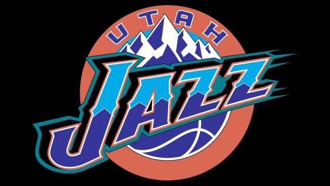 Utah Jazz Logotipo 1997-2004