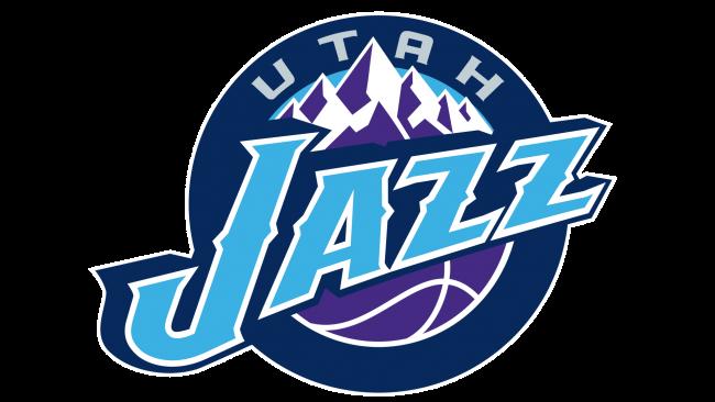 Utah Jazz Logotipo 2005-2010