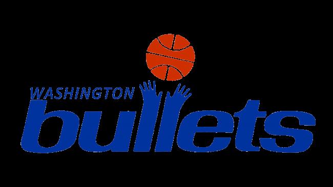 Washington Bullets Logotipo 1974-1987