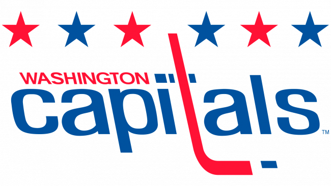 Washington Capitals Logotipo 1974-1995
