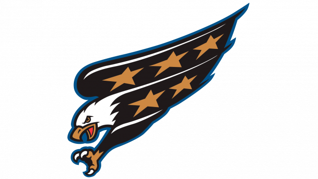 Washington Capitals Logotipo 1997-2002