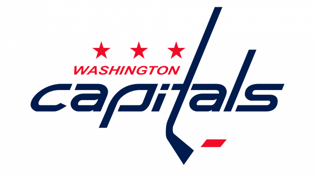 Washington Capitals Logotipo 2007-Presente