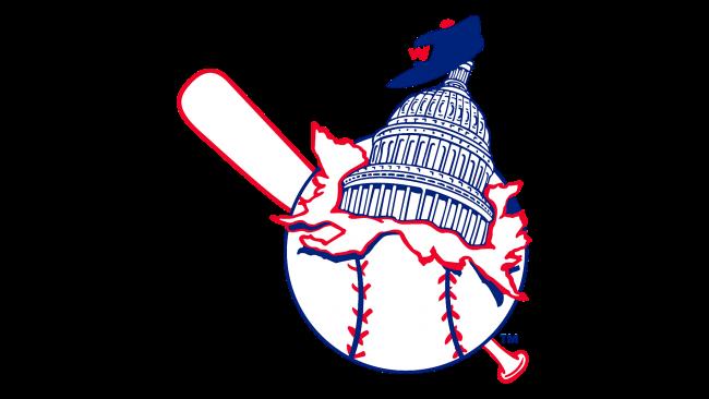 Washington Senators Logotipo 1953-1956