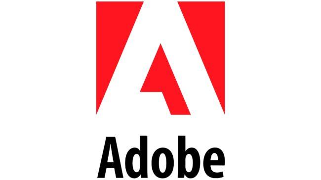 Adobe Logotipo 1993-2014