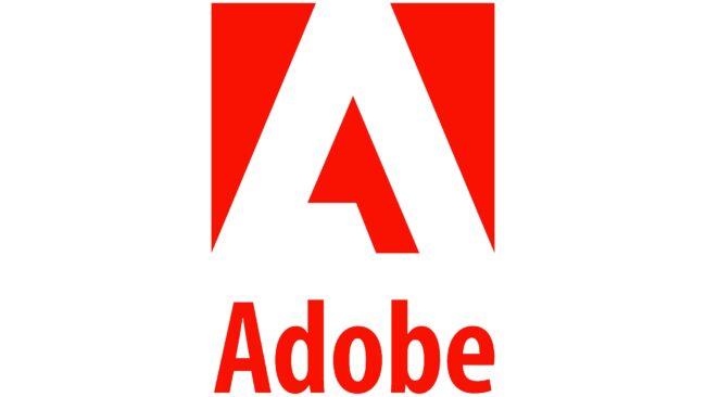 Adobe Logotipo 2020-presente