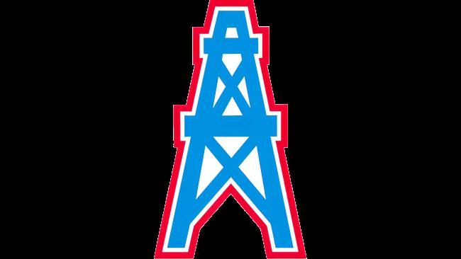 Houston Oilers Logotipo 1980-1996