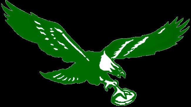 Philadelphia Eagles Logotipo 1948-1968