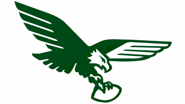 Philadelphia Eagles Logotipo 1969-1972