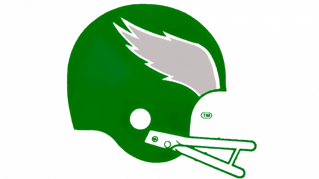 Philadelphia Eagles Logotipo 1973-1986