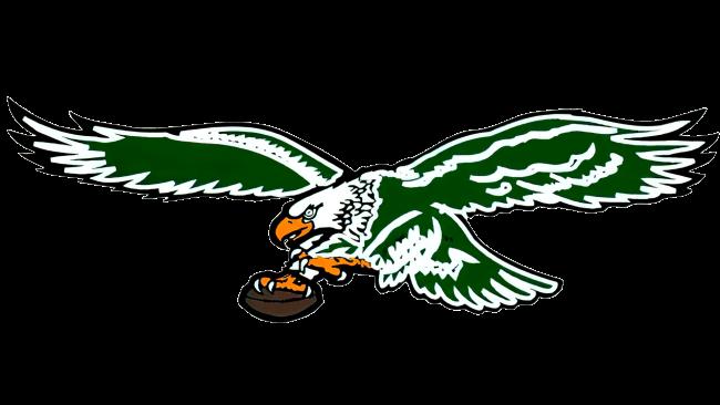 Philadelphia Eagles Logotipo 1987-1995