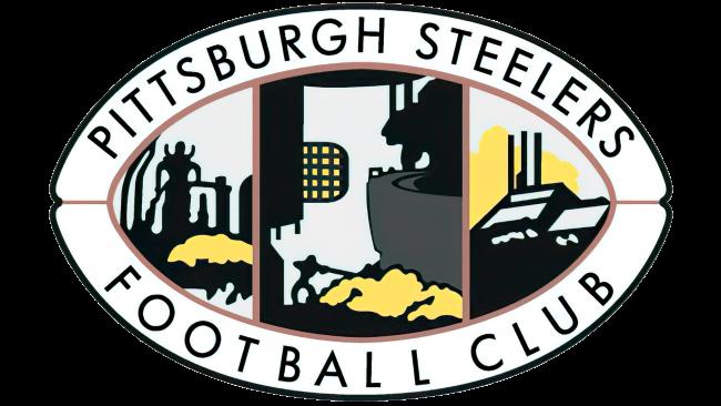 Pittsburgh Steelers Logotipo 1940-1942