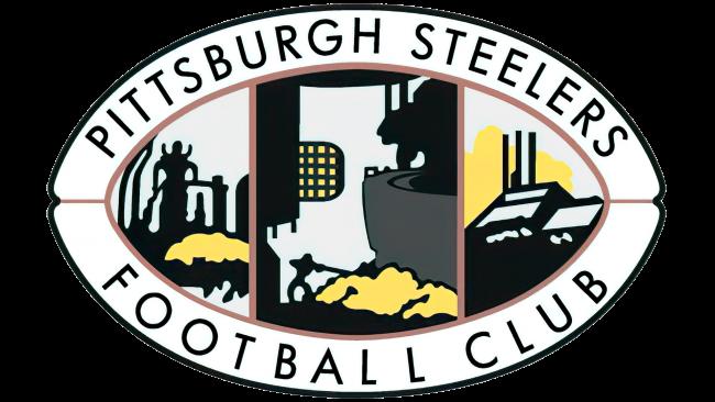 Pittsburgh Steelers Logotipo 1945-1961
