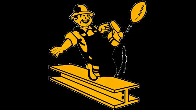 Pittsburgh Steelers Logotipo 1962-1968