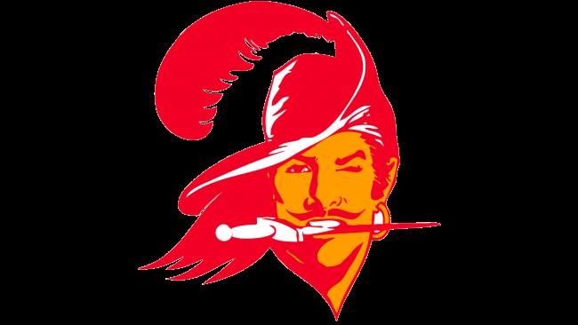 Tampa Bay Buccaneers Logotipo 1976-1996