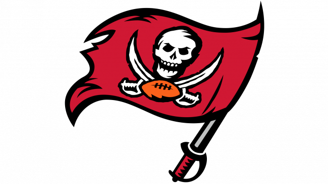 Tampa Bay Buccaneers Logotipo 1997-2013