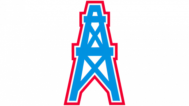 Tennessee Oilers Logotipo 1997-1998