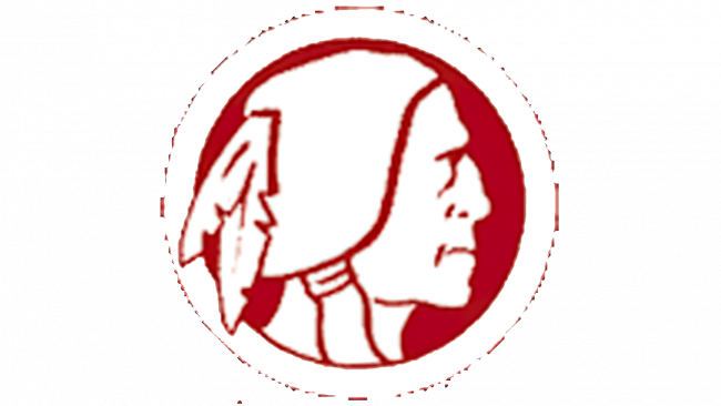 Washington Redskins Logotipo 1960-1964