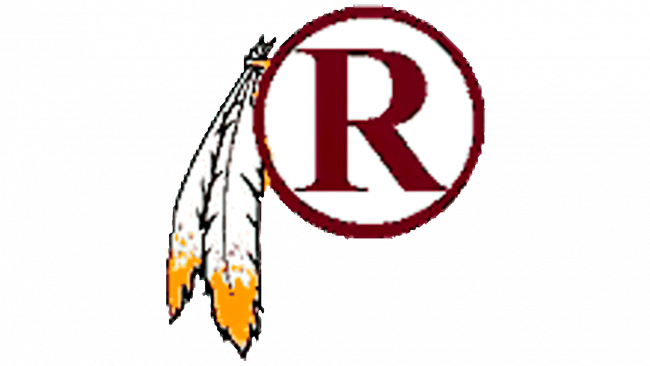 Washington Redskins Logotipo 1970-1971