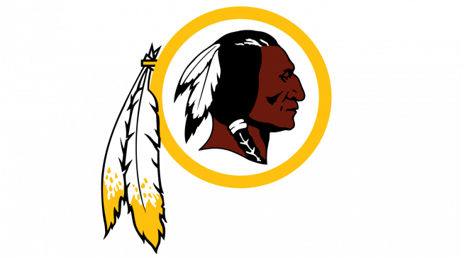 Washington Redskins Logotipo 1972-1981