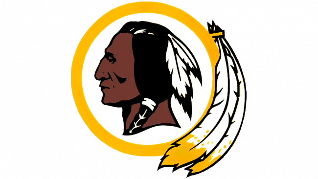 Washington Redskins Logotipo 1982