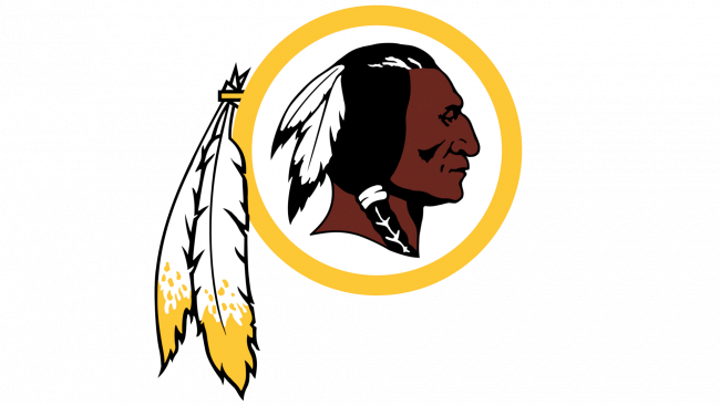 Washington Redskins Logotipo 1983-Presente