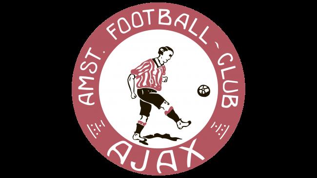 Ajax Logotipo 1911-1928