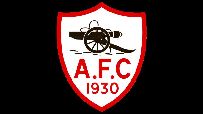 Arsenal Logotipo 1930-1936