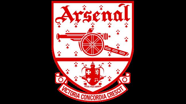 Arsenal Logotipo 1949-1994