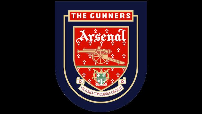 Arsenal Logotipo 1994-1996