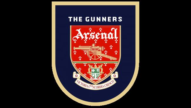 Arsenal Logotipo 1996-2001